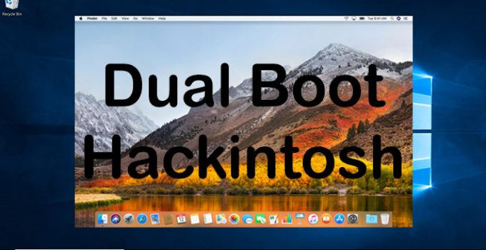 Dual Boot Hackintosh