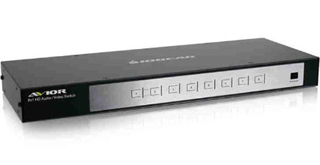 IOGEAR 8 Port HDMI Switch