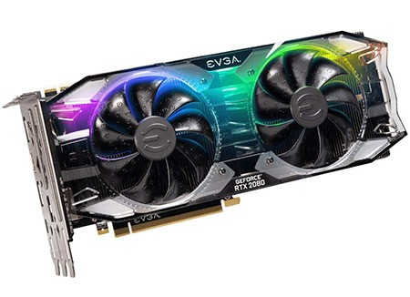 EVGA GeForce RTX 2080 XC Ultra Gaming