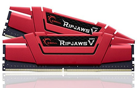 G Skill Ripjaws V Series