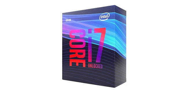 Intel Core i7 9700K review