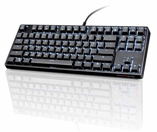 VELOCIFIRE TKL02 Tenkeyless Mechanical Keyboard