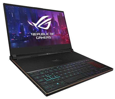 ASUS ROG Zephyrus S Ultra Slim GX531GW-AS76
