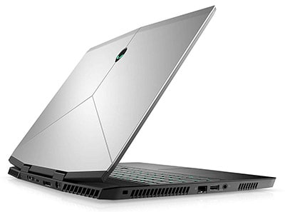Alienware M17 side