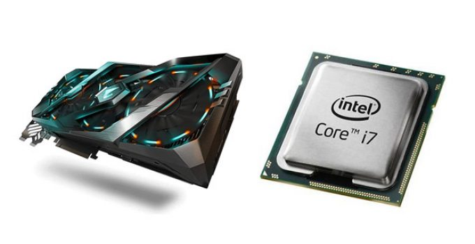 integrated vs dedicated graphics card